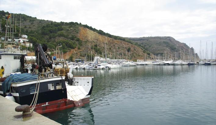 xabia turismo pesquero
