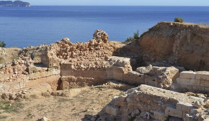 pobla medieval ifach