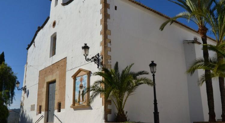 Sant Vicent Ferrer ermita en Teulada