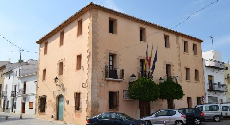 Benissa Ayuntamiento