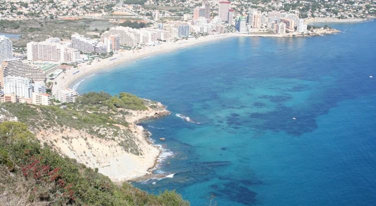 playa calpe