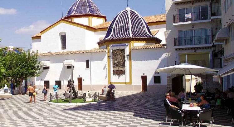Benidorm casco historico