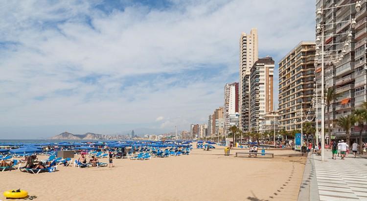 Benidor Playa de Levante